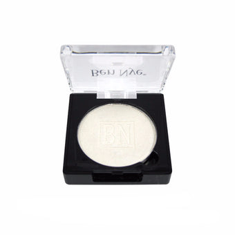 Ben Nye Lumiere Grand Colour Pressed Eye Shadow - Ice (LU-1) | Camera Ready Cosmetics - 12