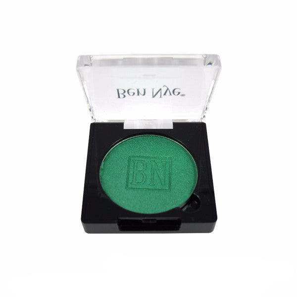 Ben Nye Lumiere Grand Colour Pressed Eye Shadow - Jade (LU-10) | Camera Ready Cosmetics - 15