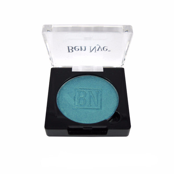 Ben Nye Lumiere Grand Colour Pressed Eye Shadow - Peacock (LU-19) | Camera Ready Cosmetics - 17