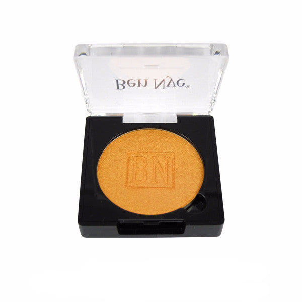 Ben Nye Lumiere Grand Colour Pressed Eye Shadow - Tangerine (LU-7) | Camera Ready Cosmetics - 23