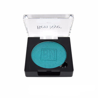 Ben Nye Lumiere Grand Colour Pressed Eye Shadow - Turquoise (LU-11) | Camera Ready Cosmetics - 24