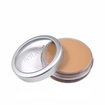 Ben Nye HD Matte Foundation - Naturelle Buff (EB-6) | Camera Ready Cosmetics - 58