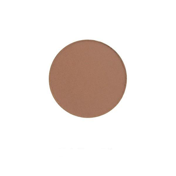 Graftobian 12-Color Dual Finish Foundation Powder - Palette REFILL - Hot Chocolate (29082) | Camera Ready Cosmetics - 17