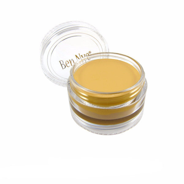 Ben Nye Mojave Adjuster (Corrector) - Golden Yellow (SC-8) | Camera Ready Cosmetics - 9