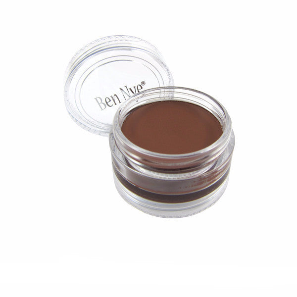 Ben Nye Mojave Adjuster (Corrector) - Burnt Brown (SC-18) | Camera Ready Cosmetics - 6