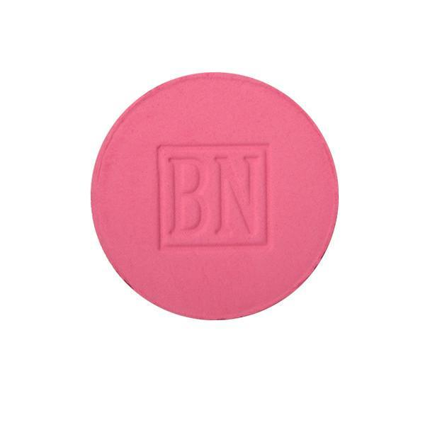 Ben Nye Powder Blush and Contour REFILL - Cool Pink (DDR-16) | Camera Ready Cosmetics - 9