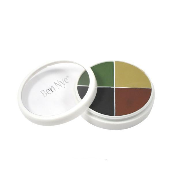 Ben Nye Professional Wheel - Camouflage (KW) | Camera Ready Cosmetics - 5