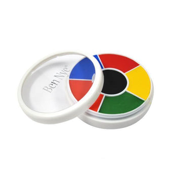 Ben Nye Professional Wheel - Rainbow (RW) | Camera Ready Cosmetics - 13