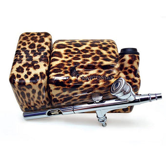 Graftobian Walk-Around Airbrush Package (USA Only) - Leopard (20045GA-LP) | Camera Ready Cosmetics - 3