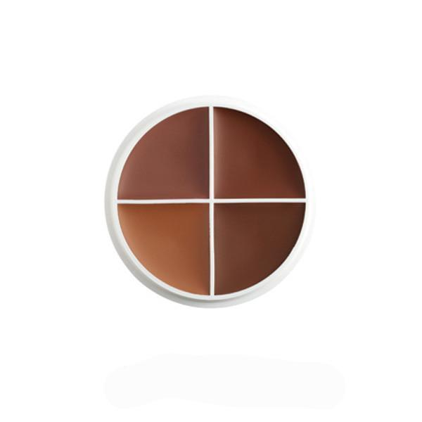 Ben Nye Special Color Wheel - Creme Shadow Wheel (SK-3) | Camera Ready Cosmetics - 8