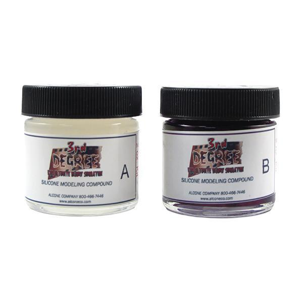 3rd Degree Silicone Molding Compound - Violet / 2oz. | Camera Ready Cosmetics - 14