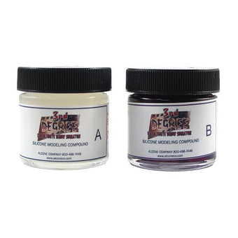alt 3rd Degree Silicone Modeling Compound Violet / 2oz.