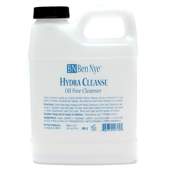 Ben Nye Hydra Cleanse - 16fl.oz Bottle (HR-3) | Camera Ready Cosmetics - 4