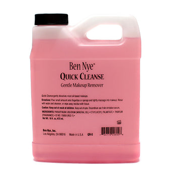 Ben Nye Quick Cleanse (USA Only) - 16 fl oz (QR-5) | Camera Ready Cosmetics - 6