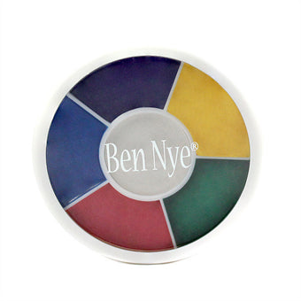 Ben Nye Lumiere Creme Wheel -  | Camera Ready Cosmetics - 1