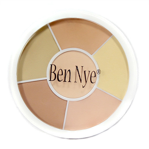 alt Ben Nye Total Conceal-All and Cover-All Wheel