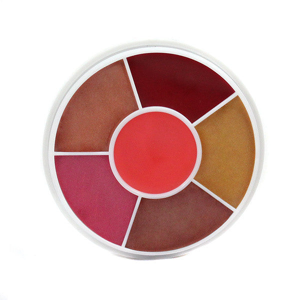 Ben Nye Lip Gloss Wheel -  | Camera Ready Cosmetics - 2
