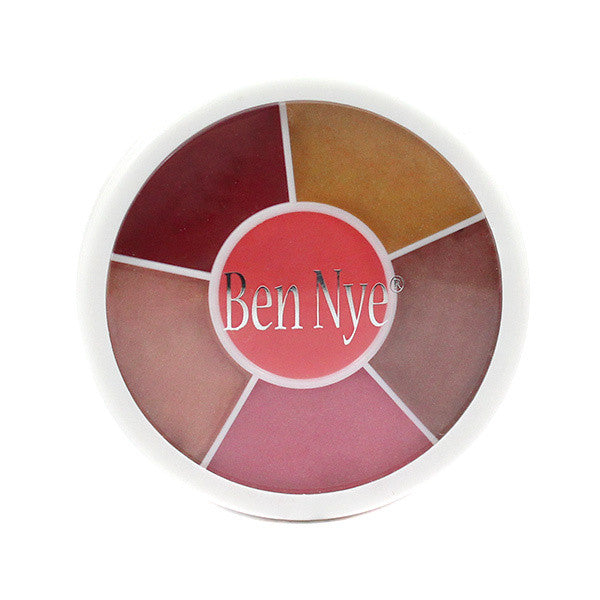 Ben Nye Lip Gloss Wheel -  | Camera Ready Cosmetics - 1