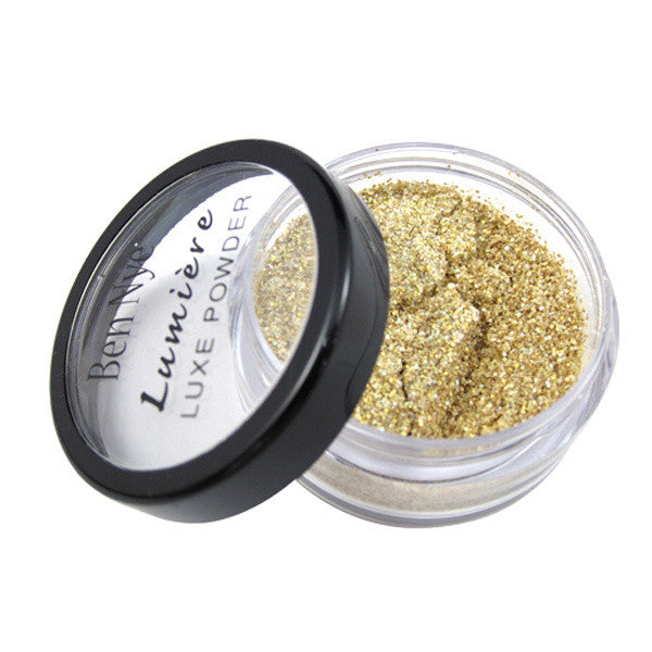 Ben Nye Lumiere Luxe Sparkle Powder -  | Camera Ready Cosmetics - 5