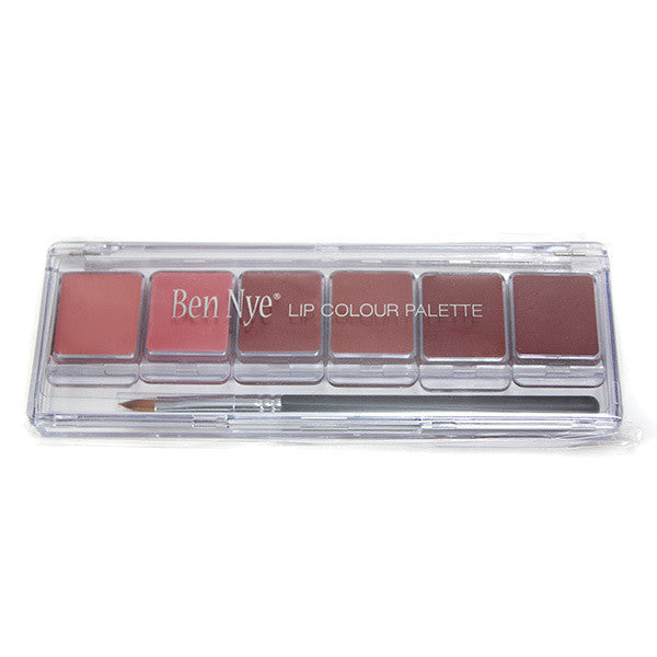 Ben Nye Natural Lip Colour Palette -  | Camera Ready Cosmetics - 2