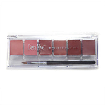 Ben Nye Natural Lip Colour Palette -  | Camera Ready Cosmetics - 1
