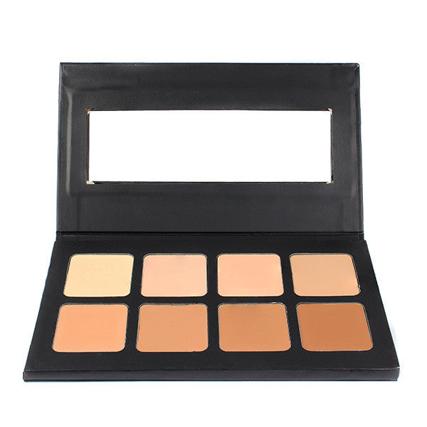 Ben Nye REFILLABLE MediaPRO HD Creme Bella Select Palette (Limited Availability) -  | Camera Ready Cosmetics