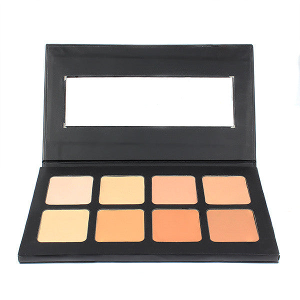 Ben Nye REFILLABLE MediaPRO HD Creme Fair Select Palette (SPHD-02) (Limited Availability) -  | Camera Ready Cosmetics
