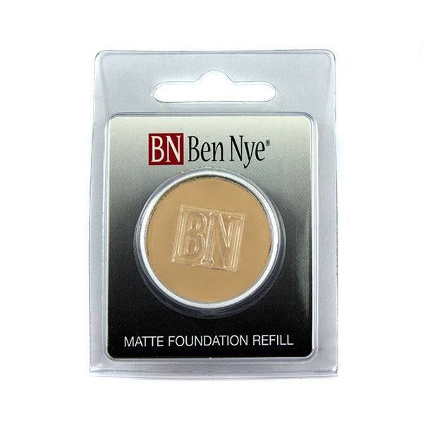 Ben Nye Matte Foundation REFILL -  | Camera Ready Cosmetics - 1