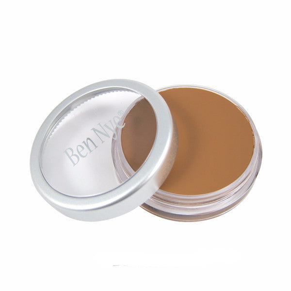Ben Nye HD Matte Foundation - Bamboo 3 (BO-3) | Camera Ready Cosmetics - 10