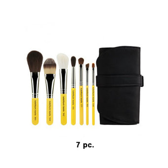 Bdellium Tools Travel Brush Sets - Basic 7pc. Set | Camera Ready Cosmetics - 2