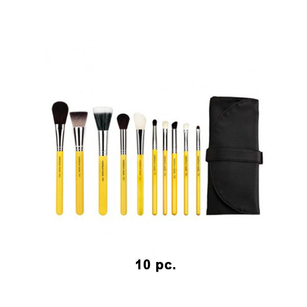 Bdellium Tools Travel Brush Sets - Mineral 10pc. Set | Camera Ready Cosmetics - 3