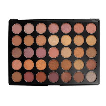 Morphe - 35T - 35 Color Taupe Palette -  | Camera Ready Cosmetics