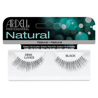 alt Ardell Natural Demi Luvies - Black (65016)
