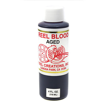 Reel Creations Reel Blood Aged Formula - (USA Only Over 2fl.oz) - 4oz. | Camera Ready Cosmetics - 4