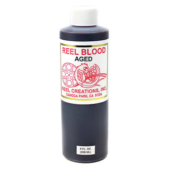 Reel Creations Reel Blood Aged Formula - (USA Only Over 2fl.oz) - 8oz. | Camera Ready Cosmetics - 5