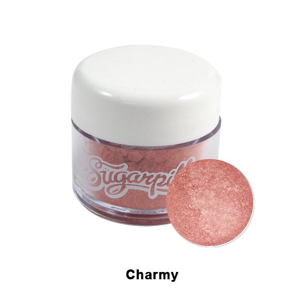Sugarpill ChromaLust Loose Eyeshadow - Charmy | Camera Ready Cosmetics - 8