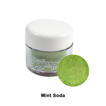 Sugarpill ChromaLust Loose Eyeshadow - Mint Soda | Camera Ready Cosmetics - 21