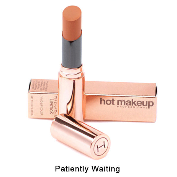 Hot Makeup Red Carpet Ready Lipstick (Limited Availability) - Patiently Waiting | Camera Ready Cosmetics - 15