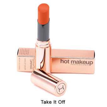 Hot Makeup Red Carpet Ready Lipstick (Limited Availability) - Take It Off | Camera Ready Cosmetics - 19