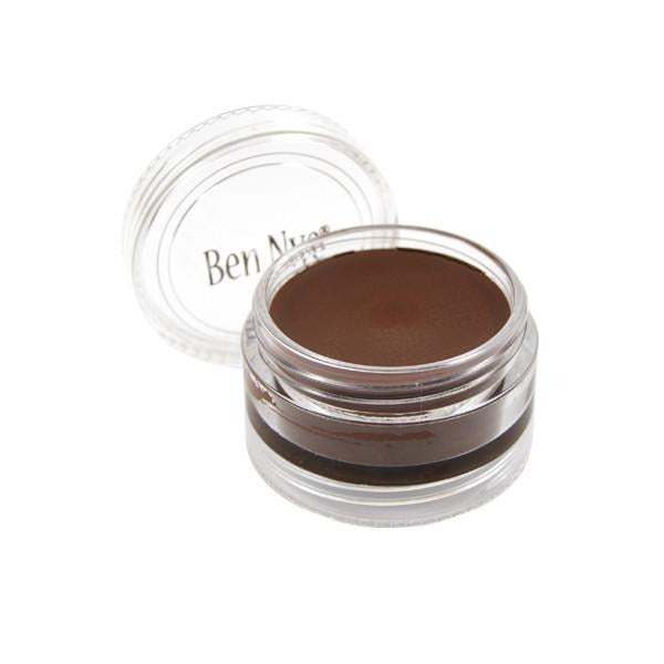 Ben Nye Ultimate FX Creme Color - Dark Brown (FX-77) | Camera Ready Cosmetics - 15