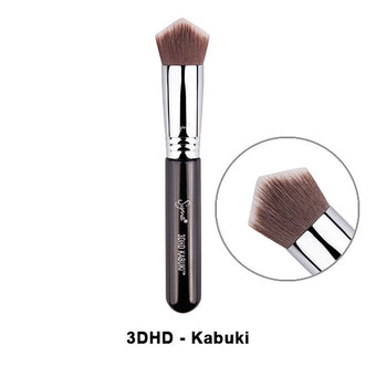Sigma Brushes for Face - 3DHD - Kabuki | Camera Ready Cosmetics - 2