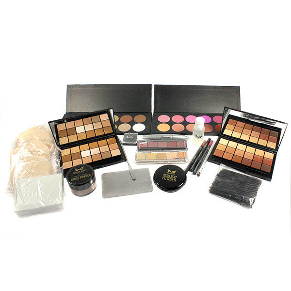 CRC Budget Student Kit - Kit only - NO CASE | Camera Ready Cosmetics - 2