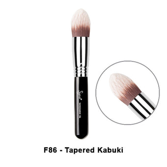 Sigma Brushes for Face - F86 - Tapered Kabuki | Camera Ready Cosmetics - 13