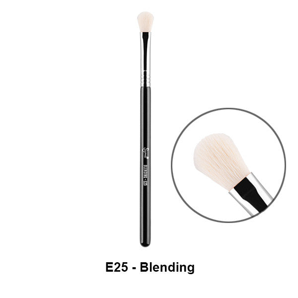 Sigma Brushes for Eyes - E25 - Blending | Camera Ready Cosmetics - 5