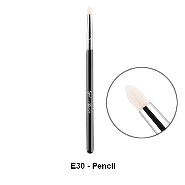 Sigma Brushes for Eyes - E30 - Pencil | Camera Ready Cosmetics - 6
