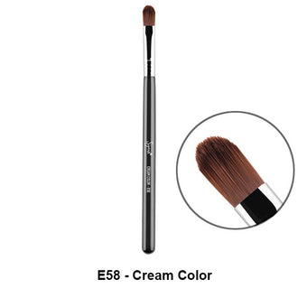 Sigma Brushes for Eyes - E58 - Cream Color | Camera Ready Cosmetics - 15