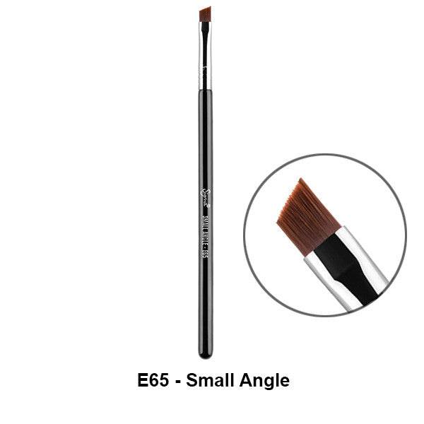 Sigma Brushes for Eyes - E65 - Small Angle | Camera Ready Cosmetics - 16