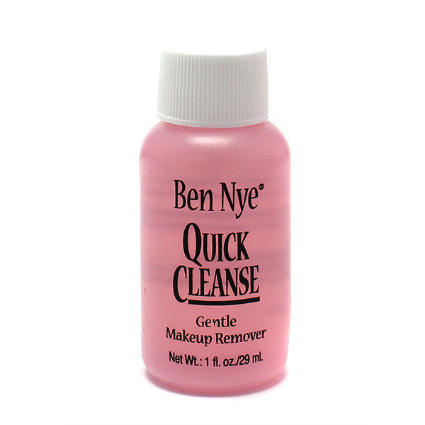 Ben Nye Quick Cleanse (USA Only) - 1 fl oz (QR-2) | Camera Ready Cosmetics - 3