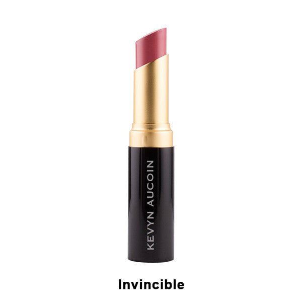 Kevyn Aucoin The Matte Lip Color - Invincible | Camera Ready Cosmetics - 11