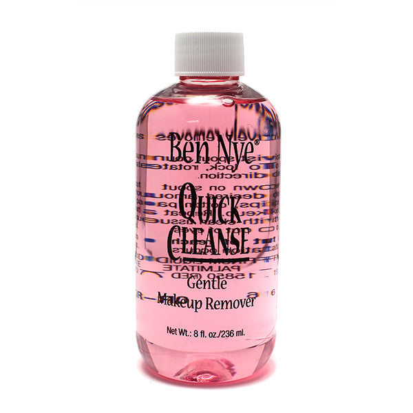 Ben Nye Quick Cleanse (USA Only) - 8 fl oz (QR-41) | Camera Ready Cosmetics - 5